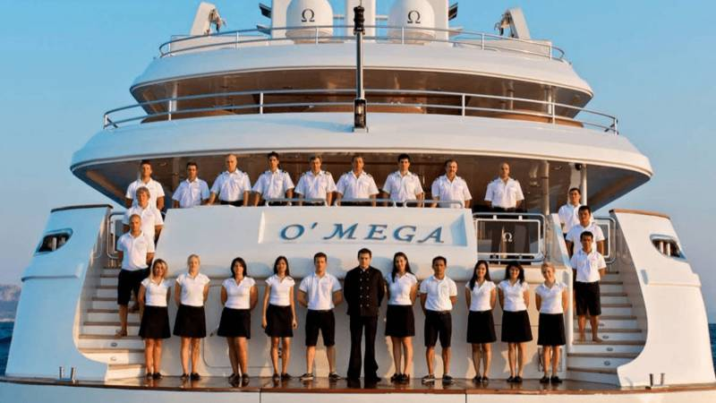 Yacht and Crewmanagement Guetig Group