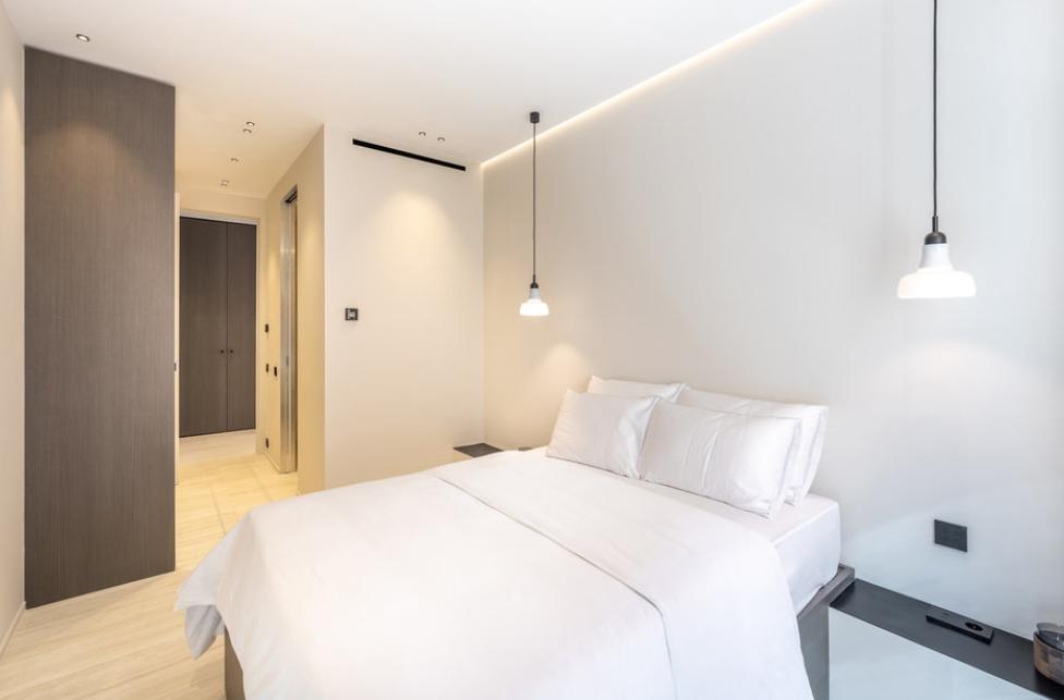 Four Room Apartment Carré d'Or Monaco Bedroom 2 Guetig Group