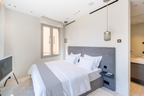 Four Room Apartment Carré d'Or Monaco Bedroom 3 Guetig Group
