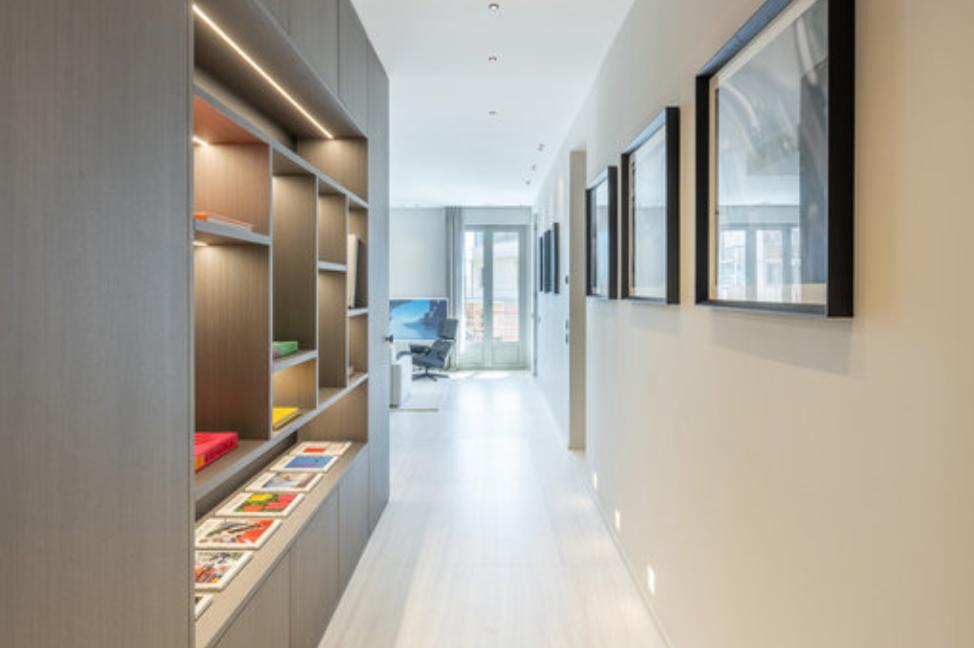 Four Room Apartment Carré d'Or Monaco Entrance Guetig Group