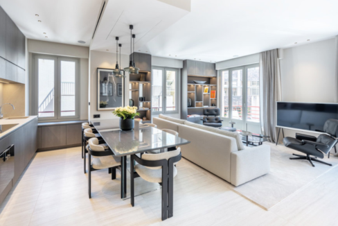 Four Room Apartment Carré d'Or Monaco for sale Guetig Group