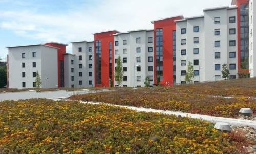 Investments in Apartment Buildings an Projects