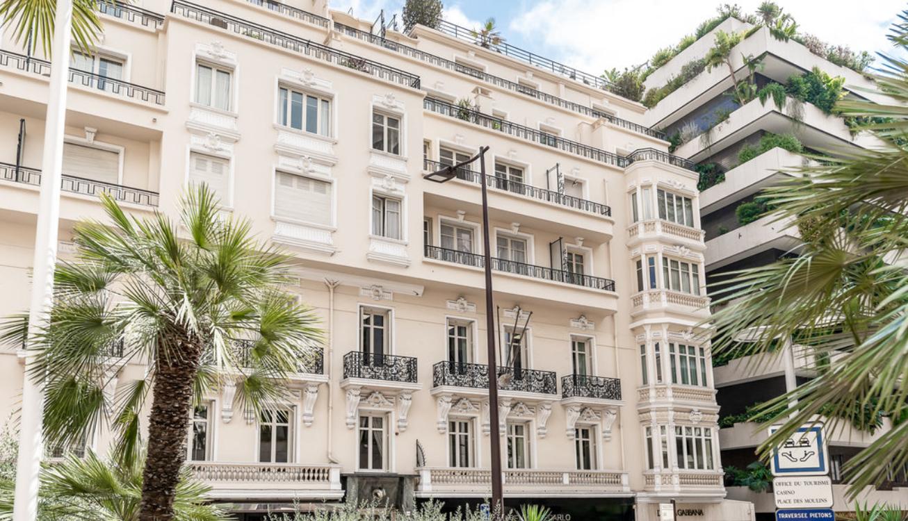 Luxurious Renovated Apartment Carré d'Or Monaco
