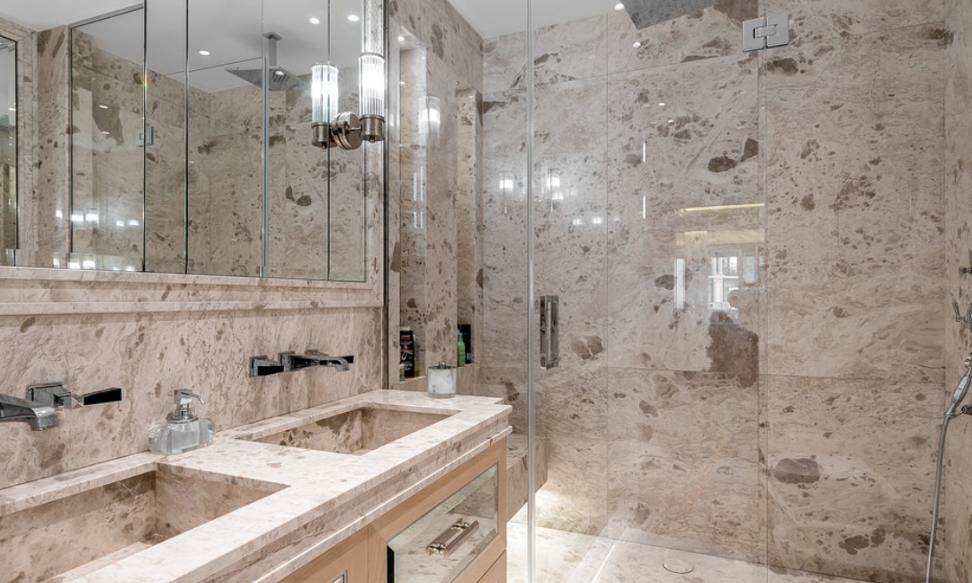 Luxury Apartment Monaco Fontvieille Bathroom Guetig Group