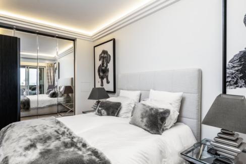 Luxury Apartment Monaco Fontvieille Bedroom 1 Guetig Group