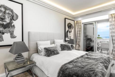 Luxury Apartment Monaco Fontvieille Bedroom Guetig Group