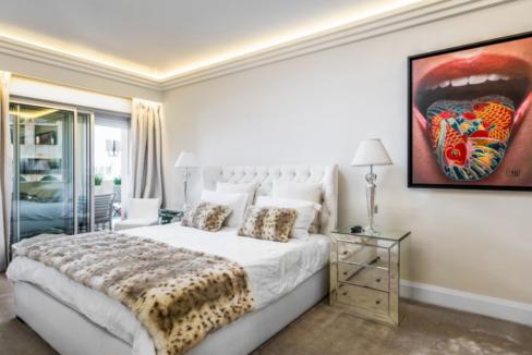 Luxury Apartment Monaco Fontvieille Bedroom wv Guetig Group