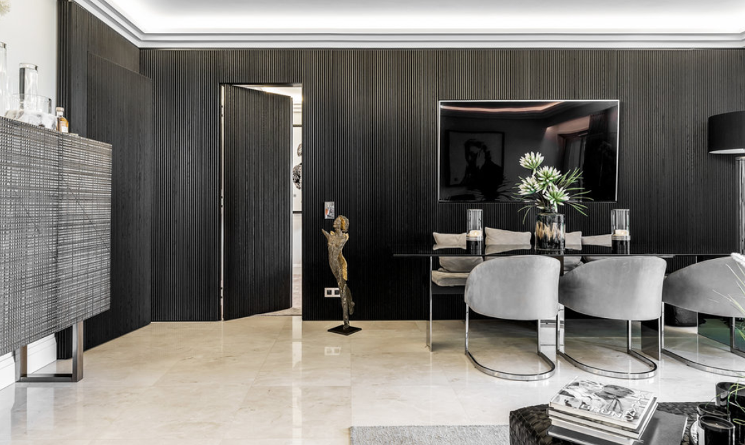 Luxury Apartment Monaco Fontvieille Living Room 2 Guetig Group