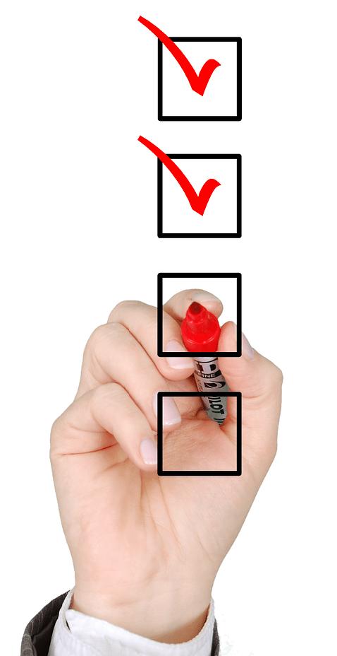 Checkliste Immobilieninvestment