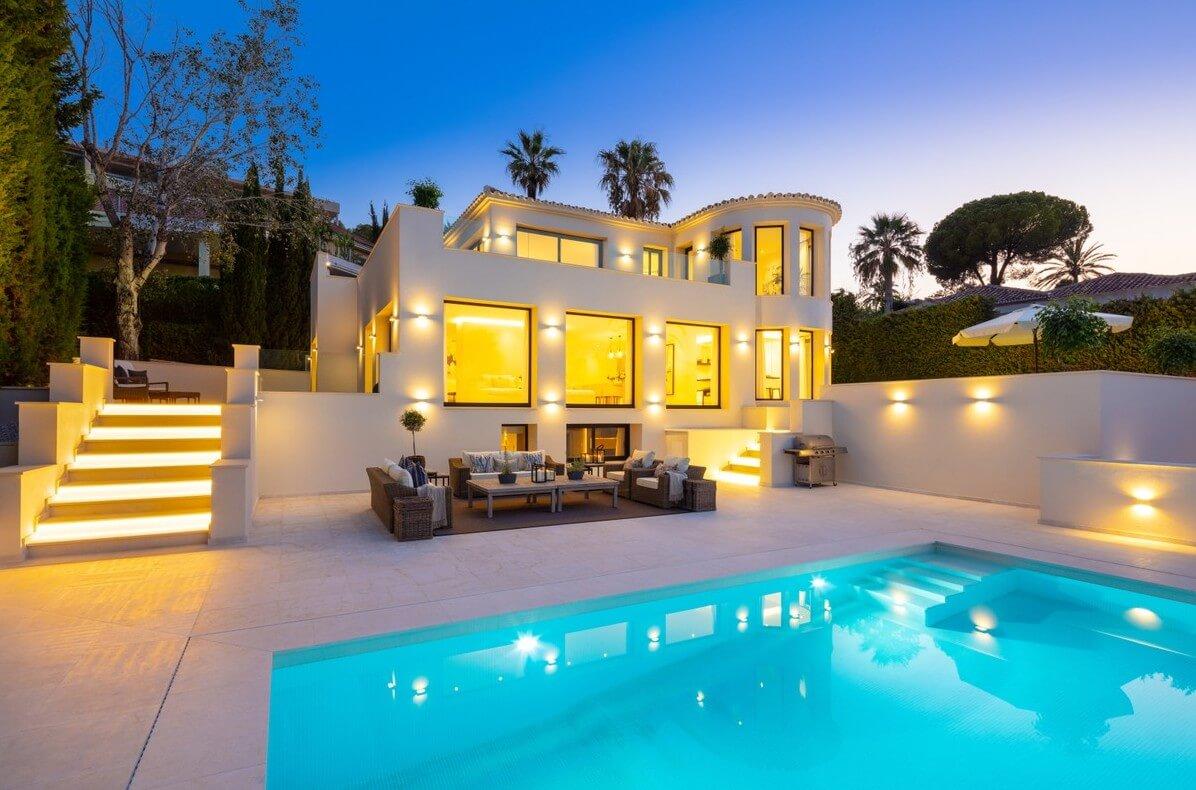 Newly renovated villa in Nueva Andalusia