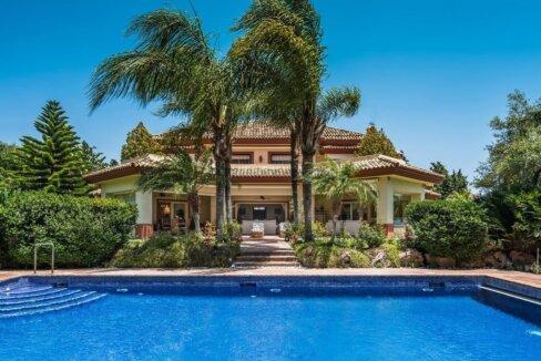 Villa Marbella in Toplage zu verkaufen